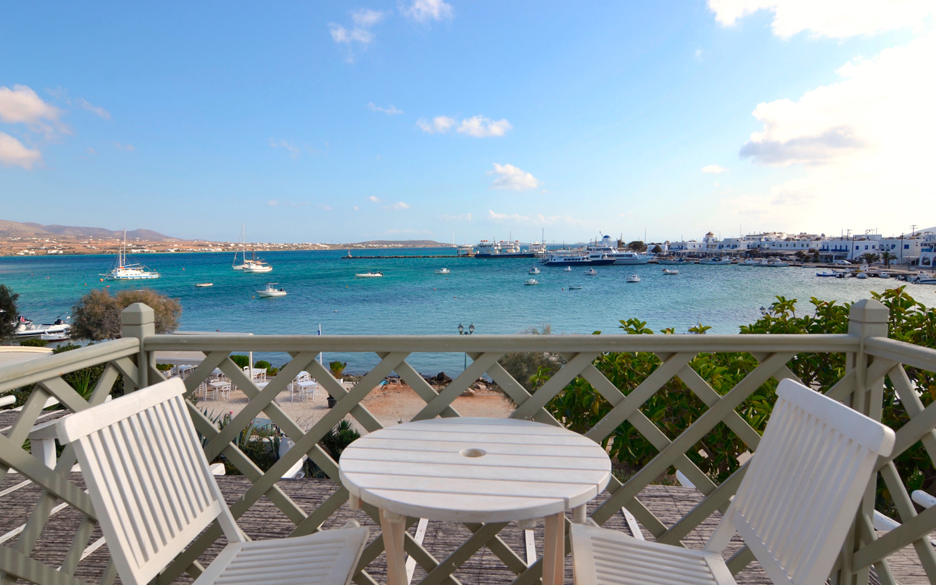 Artemis Sea View Hotel in Antiparos