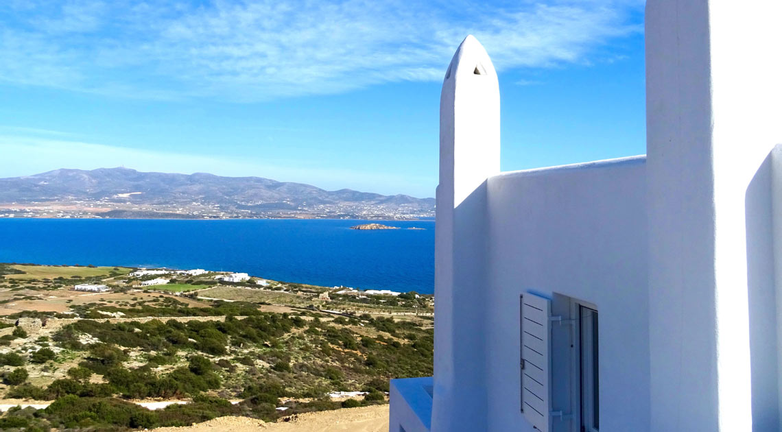 Magnificent Sea View in Antiparos Greece