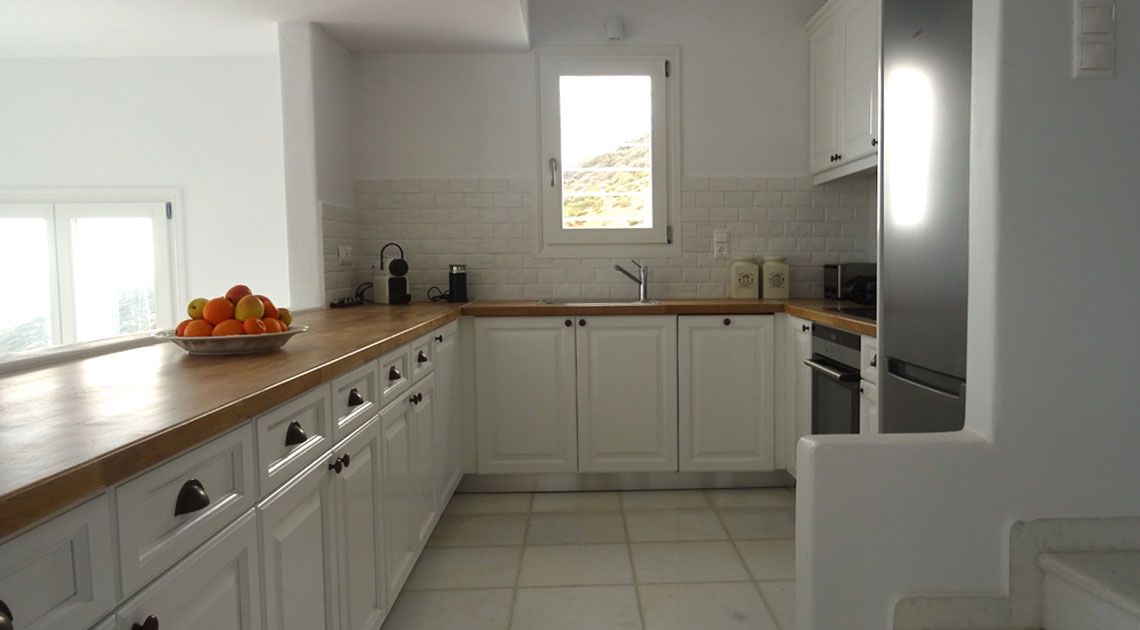 Fully Equipped Kitchen (Ground Floor)